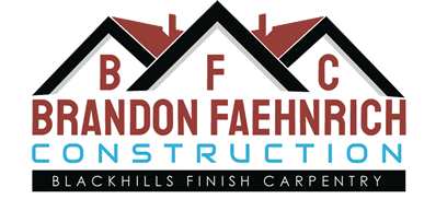 Brandon Faehnrich Construction, Blackhills Finish Carpentry